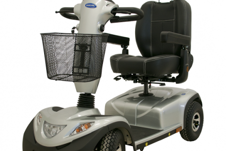 SPECIAL VEHICLES FOR THOSE WITH REDUCED MOBILITY